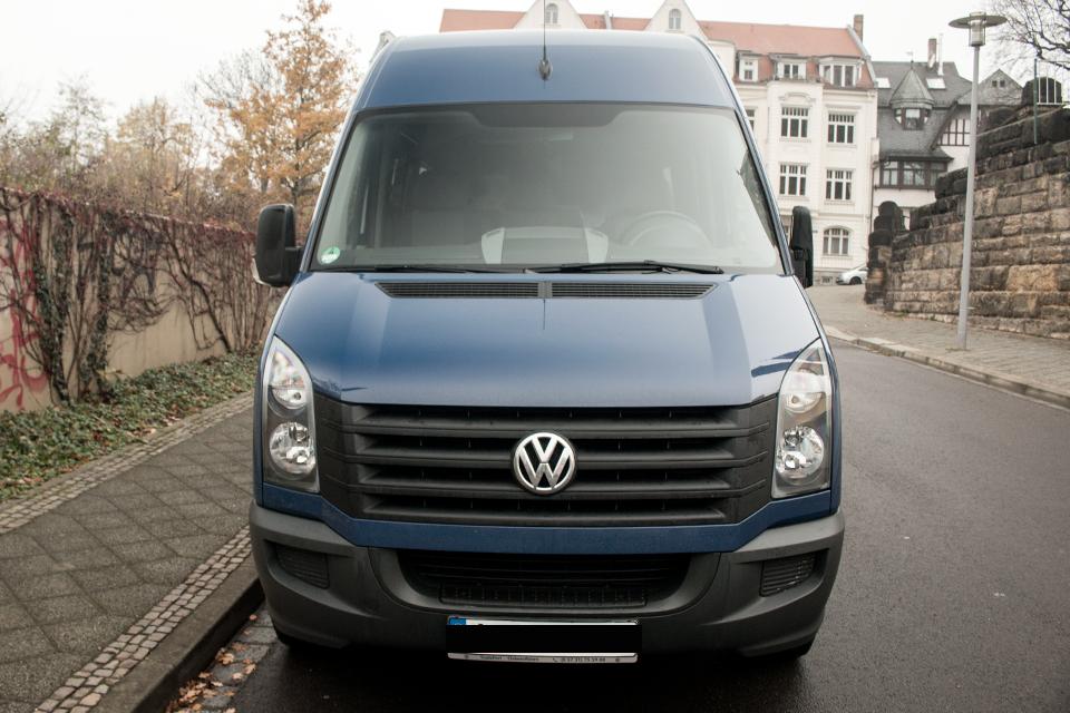Simple With Transporter Mieten Leipzig Amazing Design
